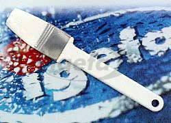 Haug Flachpinsel 3,5cm PHB(10) Polyester weiß gespitzt