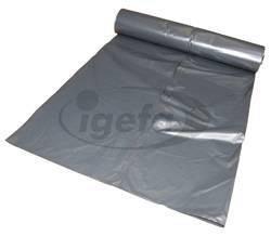 Abfallsack 120l T60 schwarz 700x1100 25Stk (10) LDPE Premium