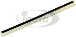 Haug Ersatz-Gummilippe weiß lebensmittelecht (10) 615x40x22mm