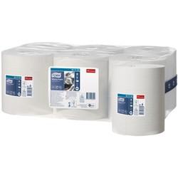 Tork Mehrzweck Papier-WT M2 1lg hochweiß 21,5cmx275m 6Rll Innenabrollung M2