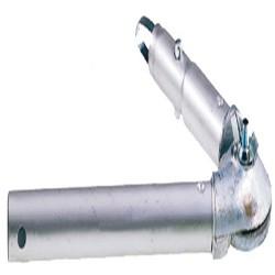 Ung. Gelenkeinsatz Zink für Teleskopstange (5)