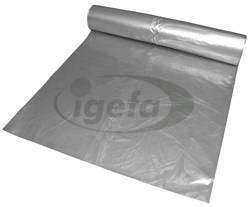 Abfallsack 70l T60 (10) 575x1000 25Stk transp.-klar LDPE Premium