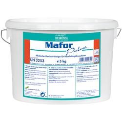 Mafor-Pulver 5kg Geschirreiniger, Pulver für alle Wasserhärten