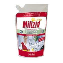 Milizid Citro 12x1l NFP Sanitärreiniger und Kalklöser Beutel