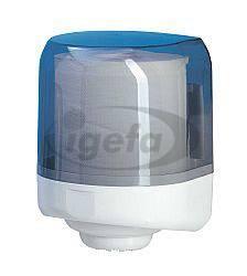 Racon classic midibox Glocke Rollenhandtuchspender MR2 (4) 335x275x256mm weiß/transparent
