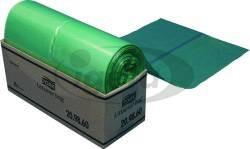 Tork Abfallsack 60l B1 PE 590x930mm grün 100Stk für Tork Abfallbehälter B1