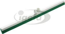 Haug Wasserschieber 62cm (5) mit grüner Gummilippe PHB 620x35x105mm