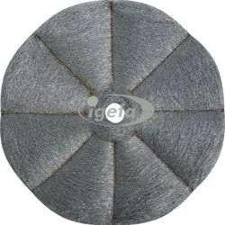 Buzil Edelstahlpad H181 406mm 16' für Steinkristall (15)