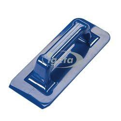 Haug Hand-Padhalter blau (5) mit Schabekante 240x95mm ohne Pad