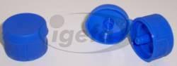 Schraubverschluß für 1l Flasche blau