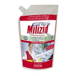 Milizid Cool Breeze 12x1l NFP Sanitärreiniger und Kalklöser Beutel