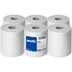 Profix softy 2lg 22x36cm weiß 6Rll à 500Tü Soft-Tissue