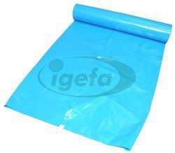 Abfallsack 120l 70my blau 700x1100 25Stk (10) LDPE Premium