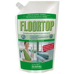 Floortop 12x1l NFP Hochleistungswischpflege Beutel